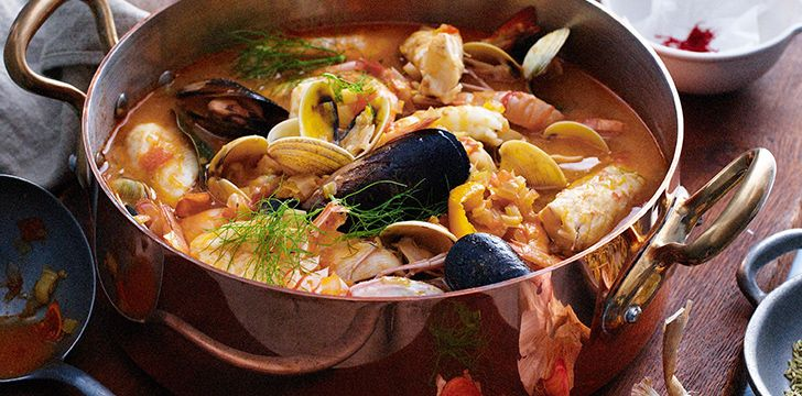 14th December – Bouillabaisse Day.