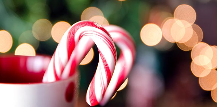26th December – Candy Cane Day.