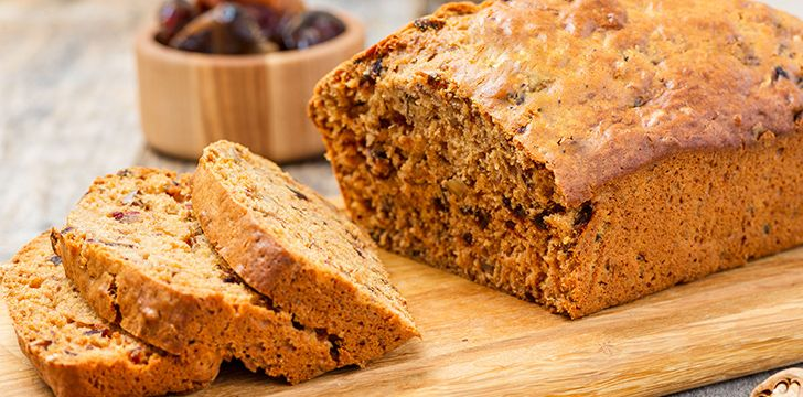 22nd December – Date Nut Bread Day.