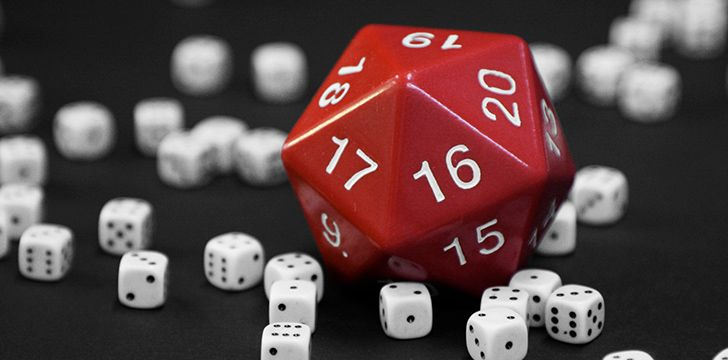 4th December – Dice Day.