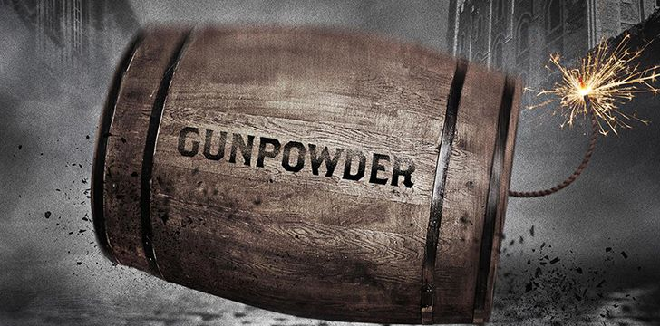 5th November - Gunpowder Day.