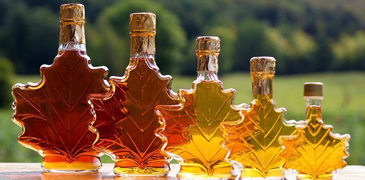 17th December – Maple Syrup Day.