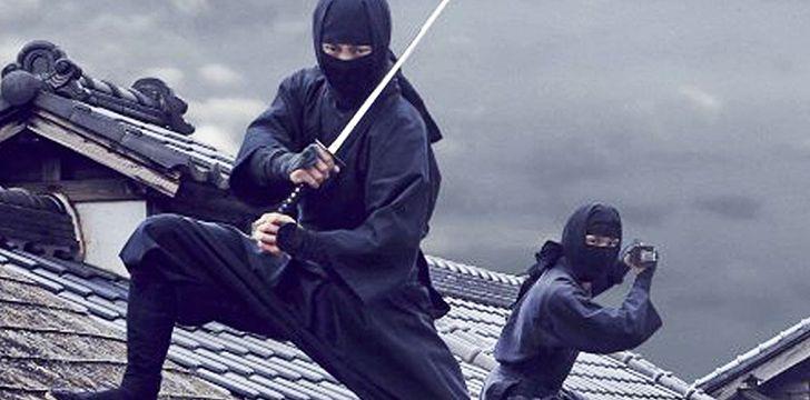 5th December – Ninja Day.