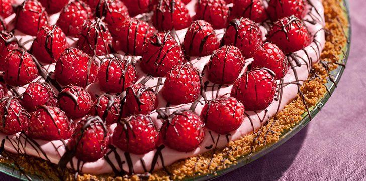 August 1st – Raspberry Cream Pie Day.