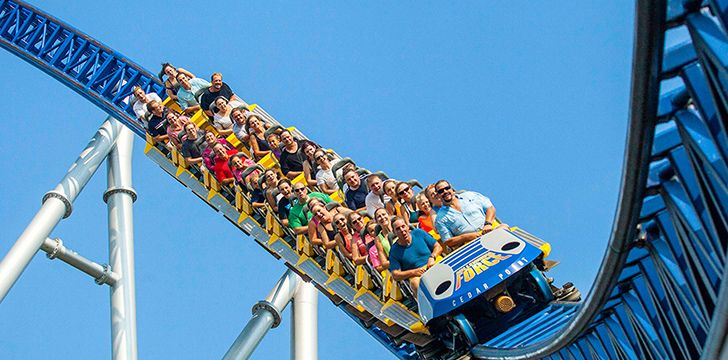 August 16th – Rollercoaster Day.