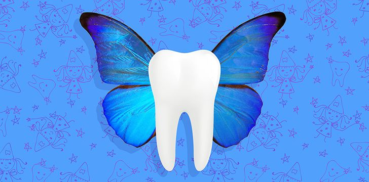 August 22nd – Tooth Fairy Day.