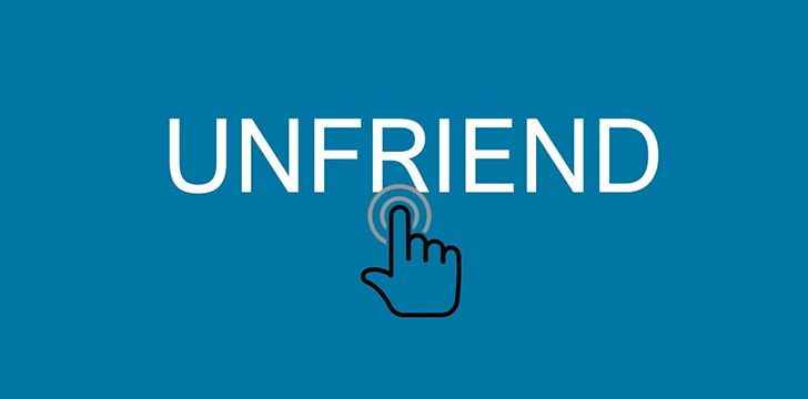 17th November - Unfriend Day.