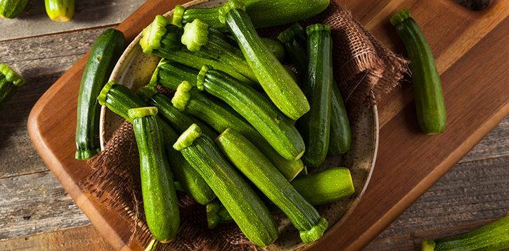 August 8th – Sneak Some Zucchini onto Your Neighbor's Porch Day.