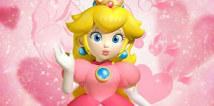 10 Fun Facts About Princess Peach The Fact Site