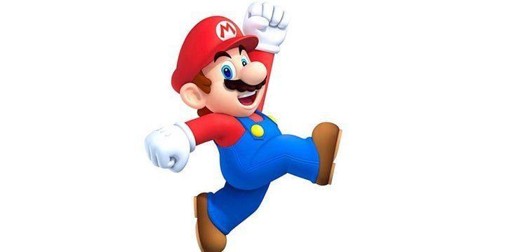 Princess Peach was not Mario's first love!