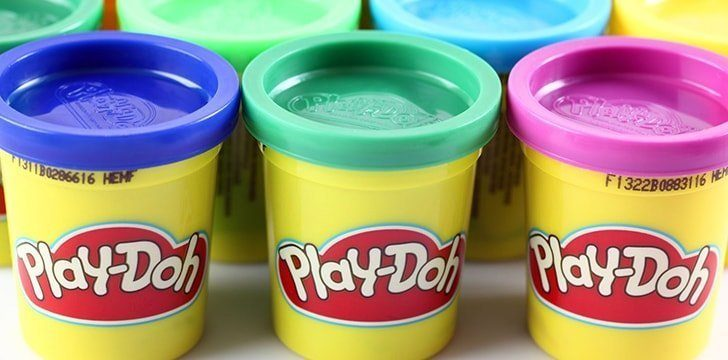 Play Doh Day.