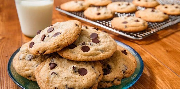1st October – Homemade Cookie Day.