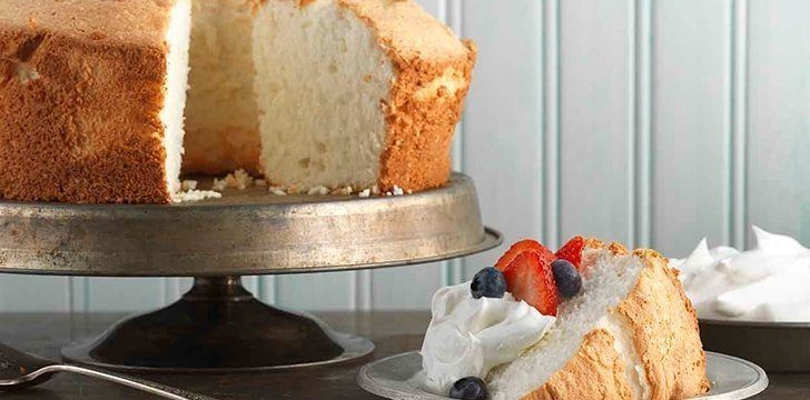 10th October – Angel Food Cake Day.