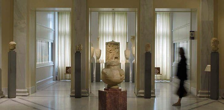 Greece houses the most number of archaeological museums in the world.