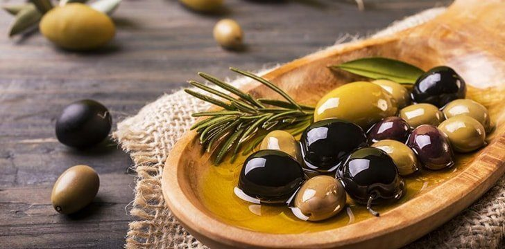 Greece is the third leading producer of olives in the world.