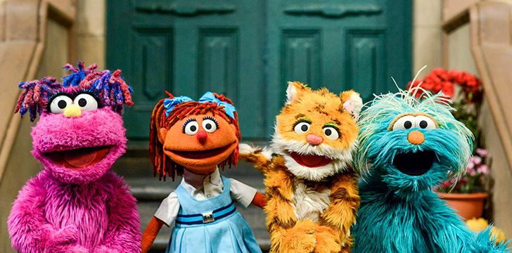 10th November - Sesame Street Day.