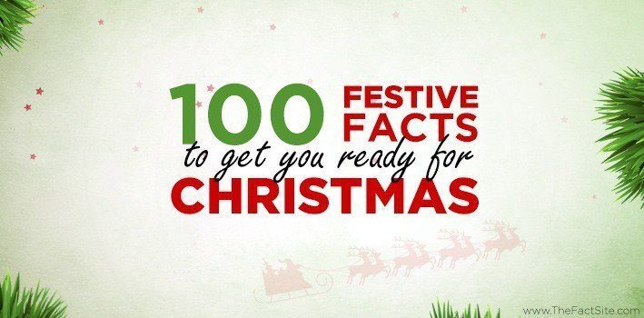 100 Festive Facts To Get You Ready For Christmas