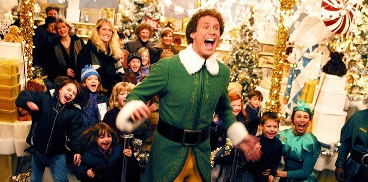 'Buddy The Elf' Day