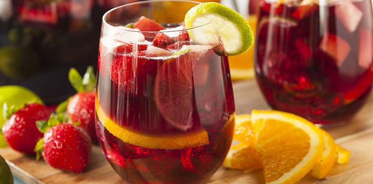 20th December – Sangria Day.