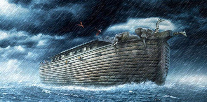 Image result for Noah and the ark