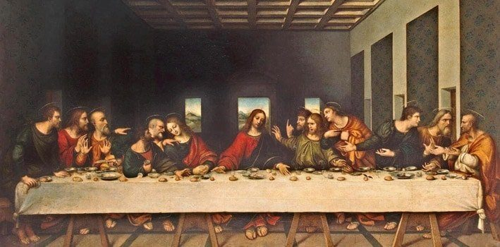 Facts About The Last Supper