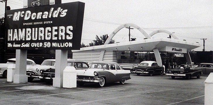 McDonalds - The 1960s