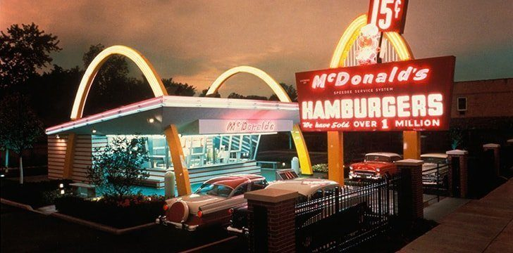 McDonalds - The 1970s