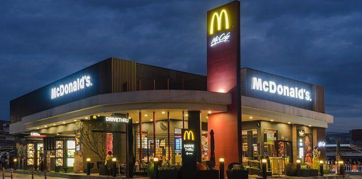 McDonalds - The 1990s