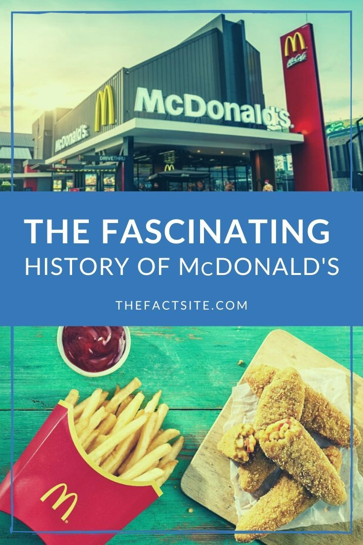 The Fascinating History of McDonald's