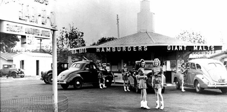 McDonalds - Pre 1960