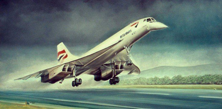 The Life and Death of the Concorde | The Fact Site