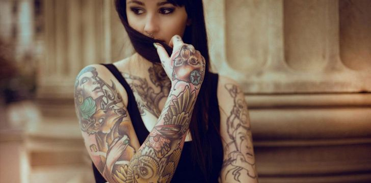 Fun Facts About Tattoos