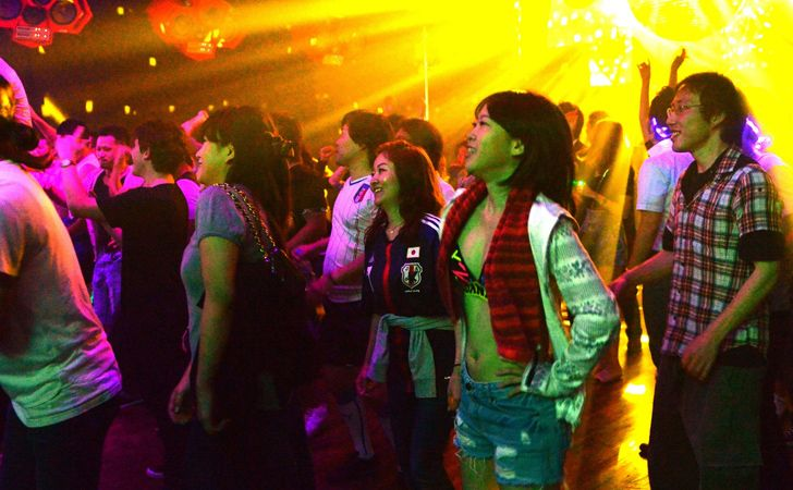 Until 2015, it was illegal to dance in Japan after midnight.