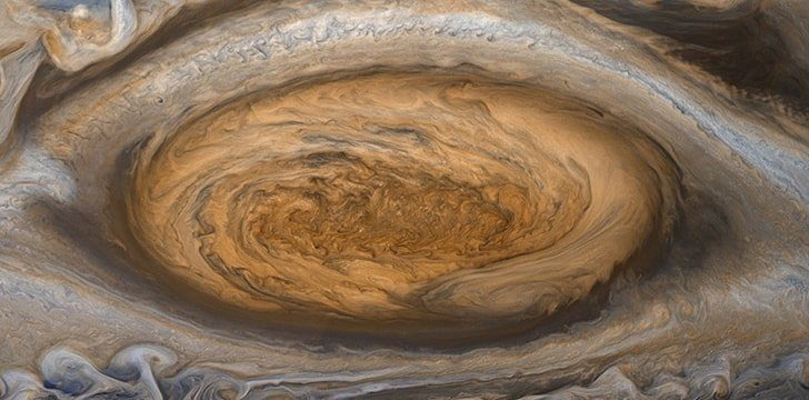 186 Year Old Tornado on Jupiter