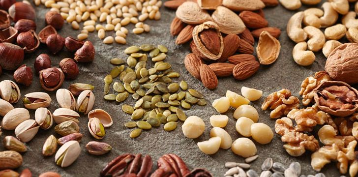 Peanuts, walnuts, almonds, cashews and pistachios aren't nuts.