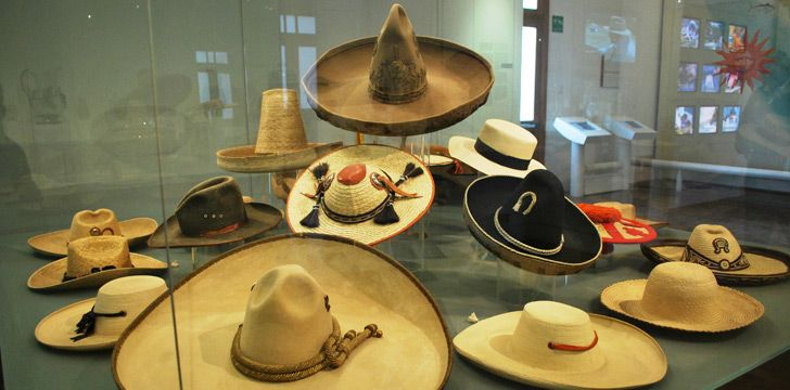 """Sombrero"" is just a generic Spanish word for 'hat'."