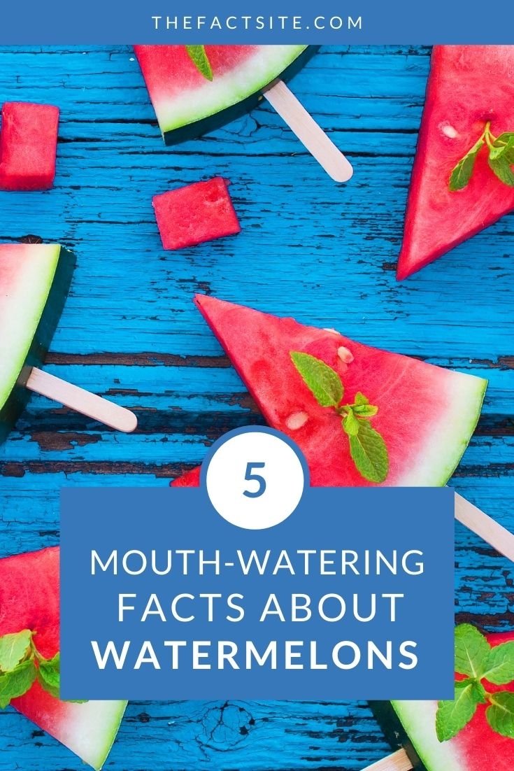 5 Mouth-Watering Facts About Watermelons