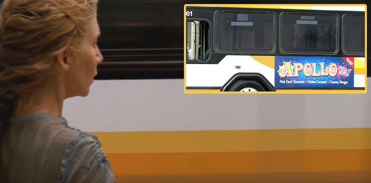 Lost - Apollo Bus