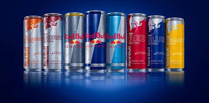 Amazing Facts About Red Bull