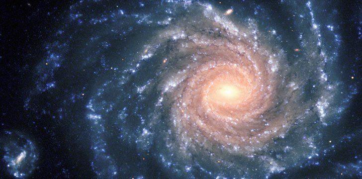 Fibonacci Pattern - Milky Way