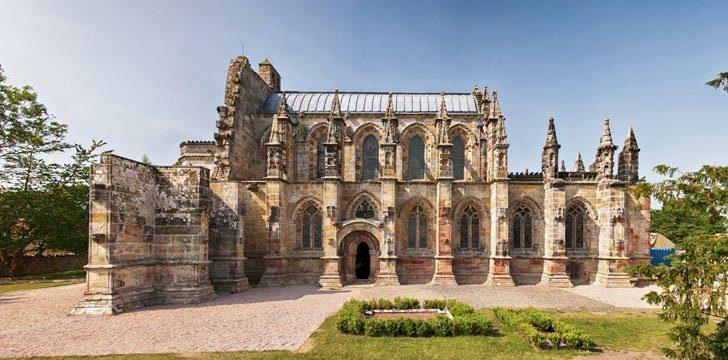 The Rosslyn Chapel
