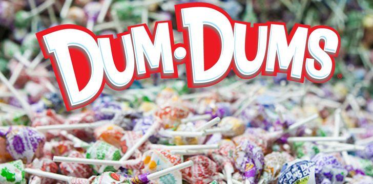 Dum Dums - Vegan Candy