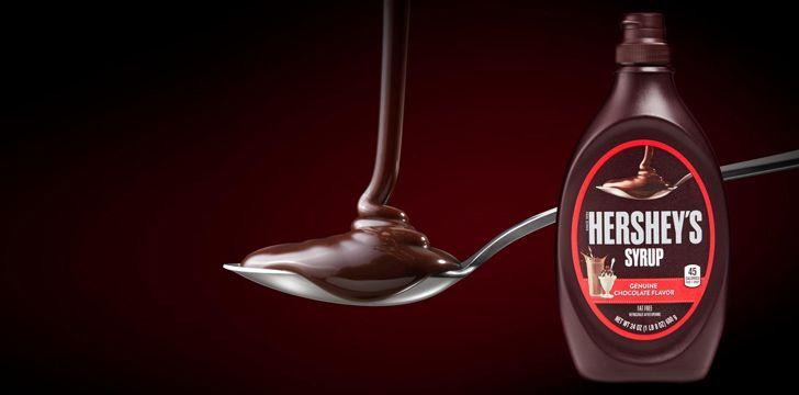Hershy's Chocolate Syrup