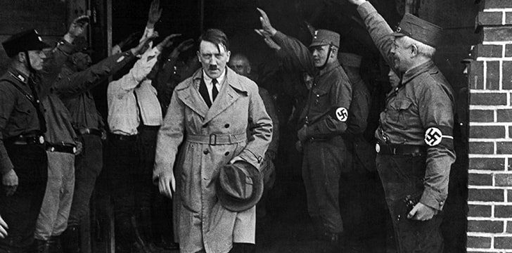 Adolf Hitler enjoyed whistling