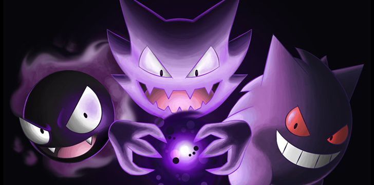Surprising Facts about Haunter - Pokemon