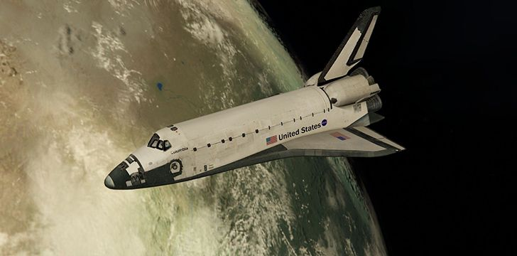 Crazy facts about Space Shuttles