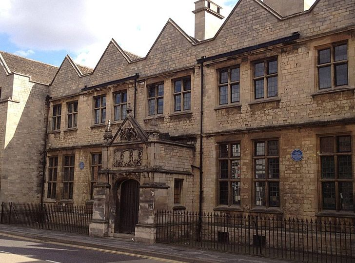The King's School in Grantham