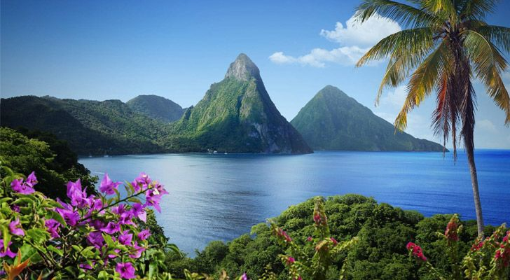 Saint Lucia is the only country in the world named after a woman.