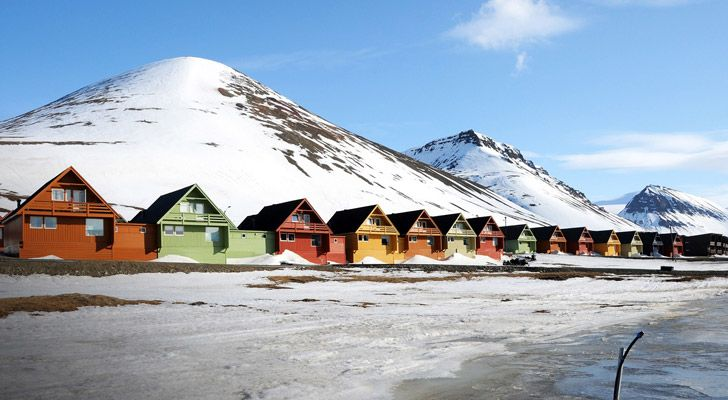 In Svalbard, a remote Norwegian island, it is illegal to die.