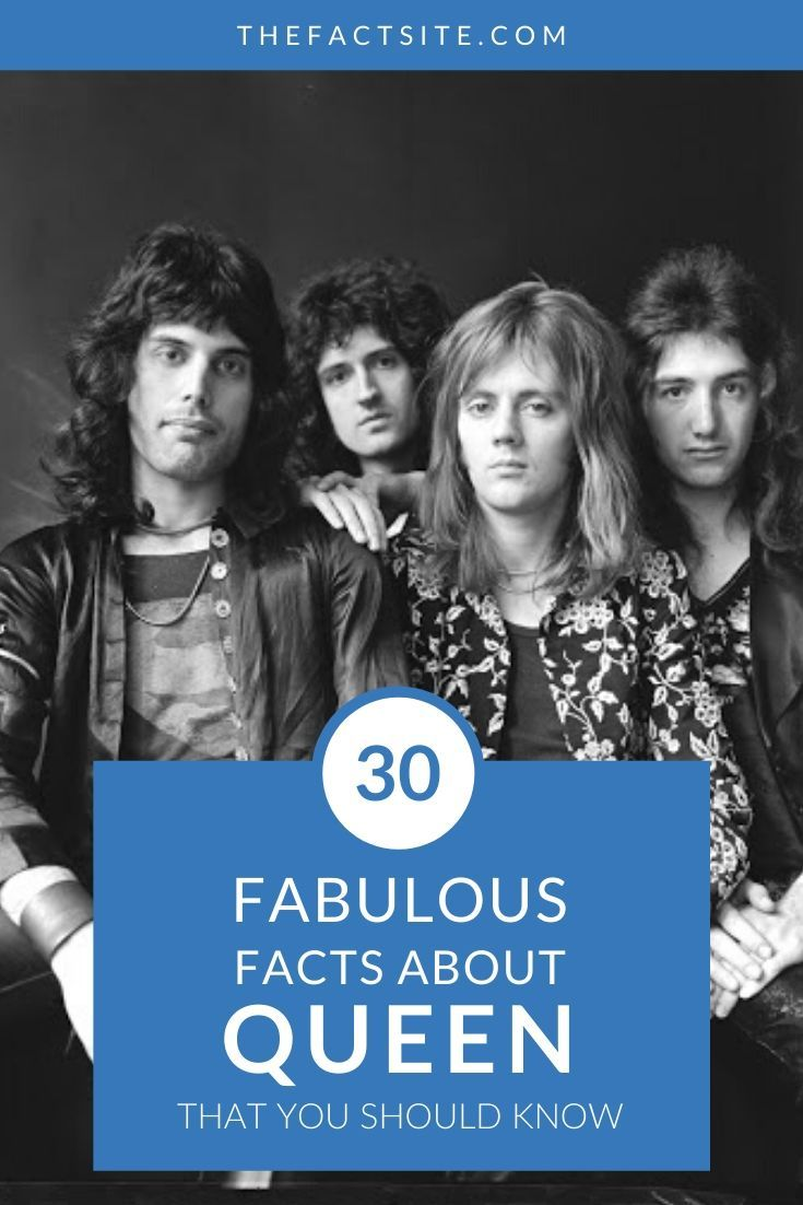 30 Fabulous Facts About Queen